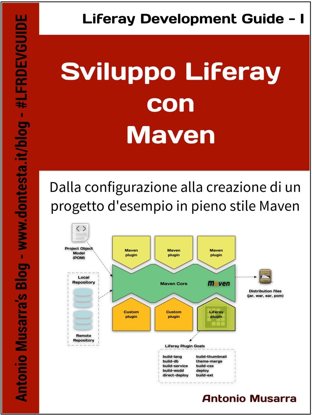 Sviluppo Liferay con Maven: Dalla configurazione alla creazione di un progetto d'esempio in pieno stile Maven